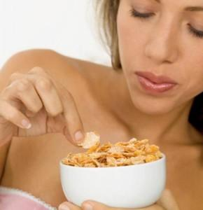 Alimentação com fibras (Foto: divulgação)