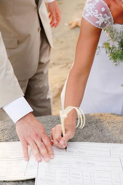 Casamento civil exige uma série de documentação (Foto: Divulgação)
