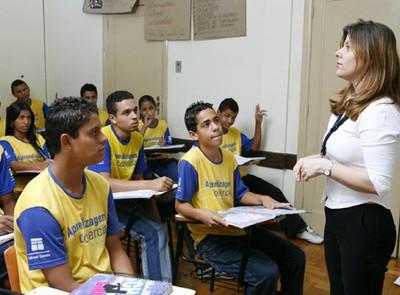 Os jovens passarão por cursos de capacitação (Foto: Divulgação)