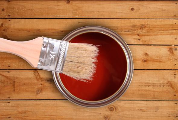 Escolha o pincel correto para pintar a sua casa (foto: Divulgação)