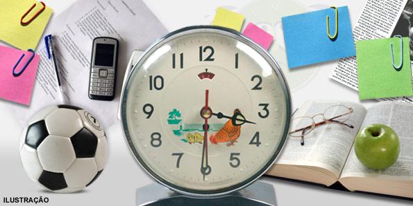 Administre bem o seu tempo (Foto: Divulgação)
