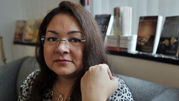 Atora  Sylvia Day (Foto: Divulgação)