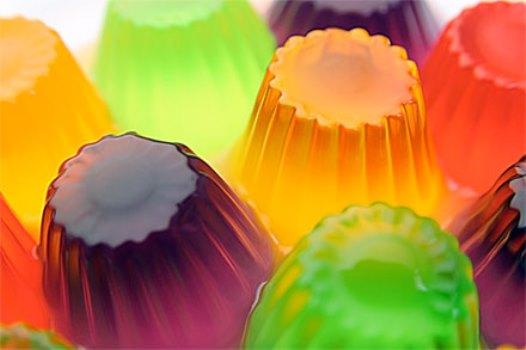Os alimentos industrializados possuem corantes alimentícios. (Foto: Divulgação)
