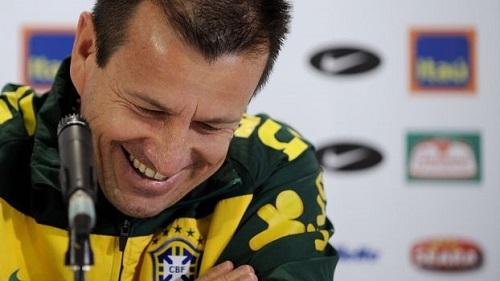 Dunga assume Seleção Brasileira (Foto: Divulgação)