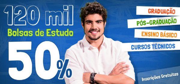 Ganhe 50% de desconto na mensalidade com o Educa Mais Brasil