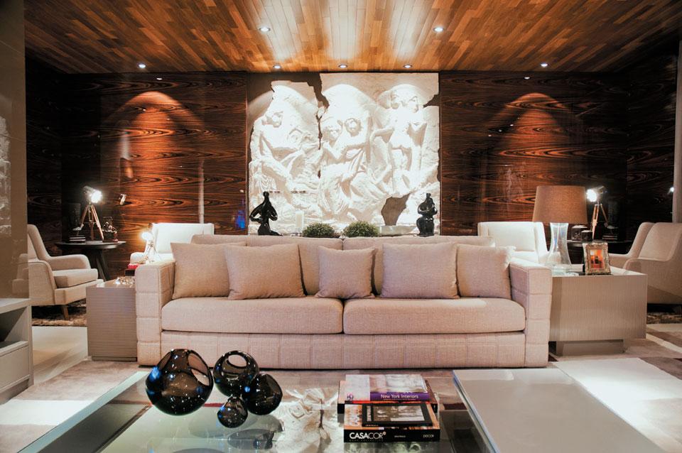 Papel de parede é um item de decoração que nunca sai de moda  (Foto: Divulgação)