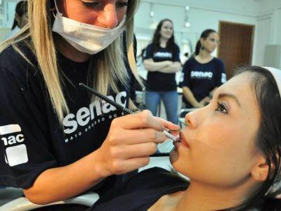 Não perca tempo e faça um dos cursos técnicos do SENAC Campo Grande-MS (Foto: Divulgação)