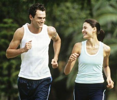 A pratica dos exercícios físicos são ótimos para aumentar a imunidade (Foto: Divulgação)