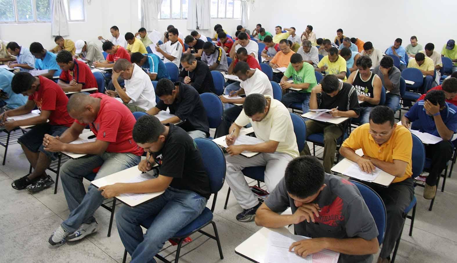Todos os ano milhares de pessoas se inscrevem nos concursos da Petrobrás (Foto: Divulgação)