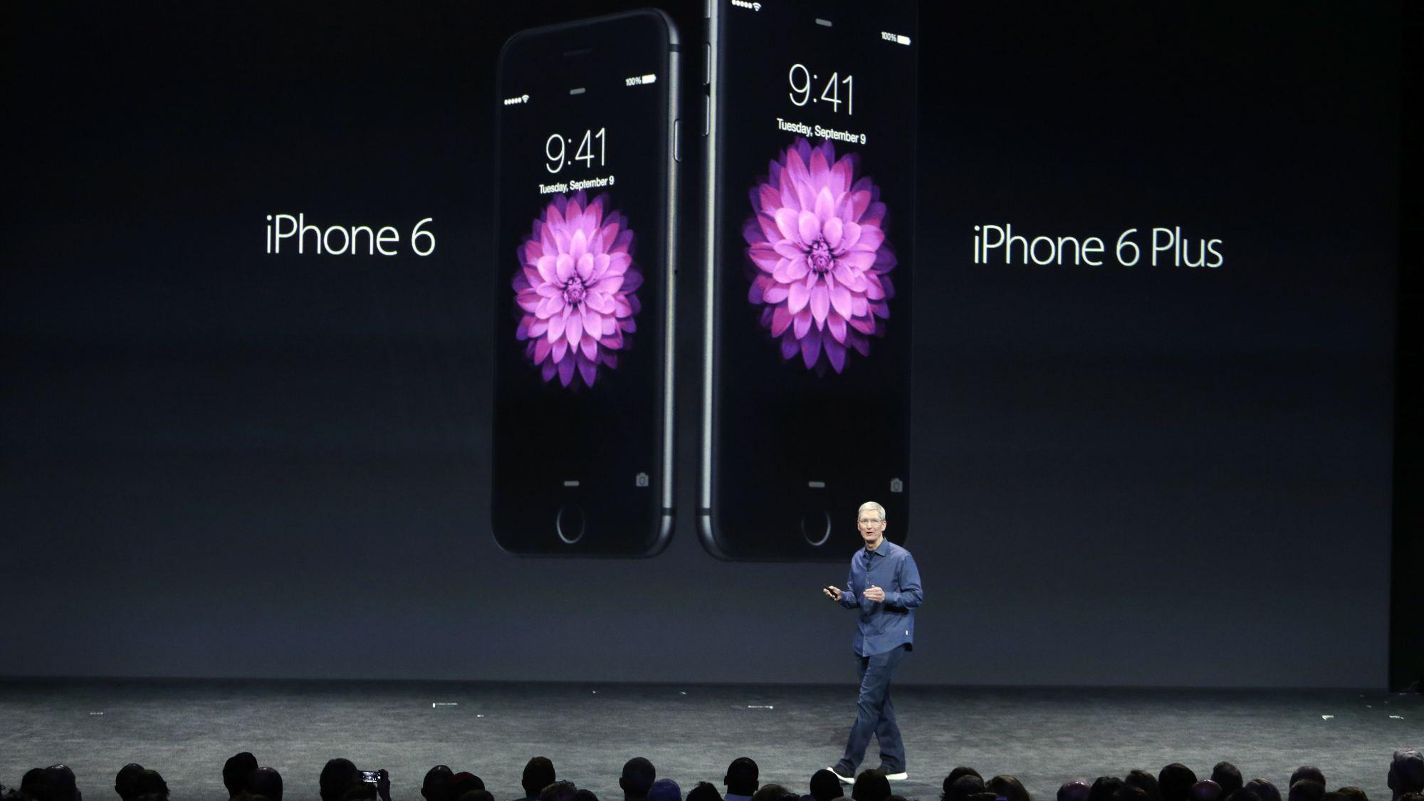 Tudo sobre o iPhone 6 e iPhone 6 Plus - Conheça o iPhone 6 e iPhone 6 Plus (Foto: Divulgação)