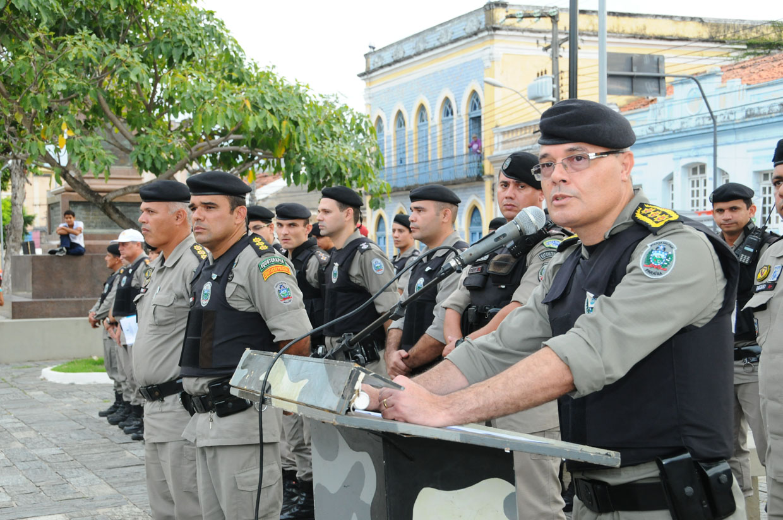 O concurso da Polícia Militar é ótimo para quem quer ingressar na carreira militar (Foto: Divulgação)