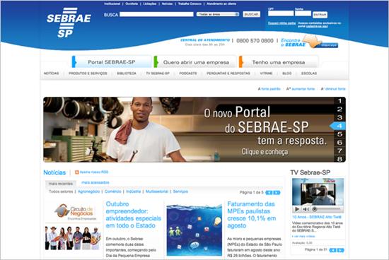 Acesse o site do SEBRAE BA e faça sua inscrição (Foto: Divulgação)