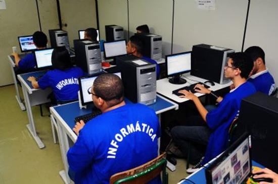 Aproveite essa oportunidade para ter uma qualificação profissional (Foto: Divulgação)