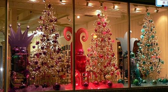 Decoração de natal para vitrines 2014 - Saiba mais informações sobre a decoração de natal para vitrines 2014 (Foto: Divulgação)