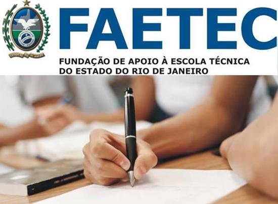 É necessário fazer o vestibular FAETEC 2015 para ingressar em um dos cursos superiores (Foto: Divulgação)