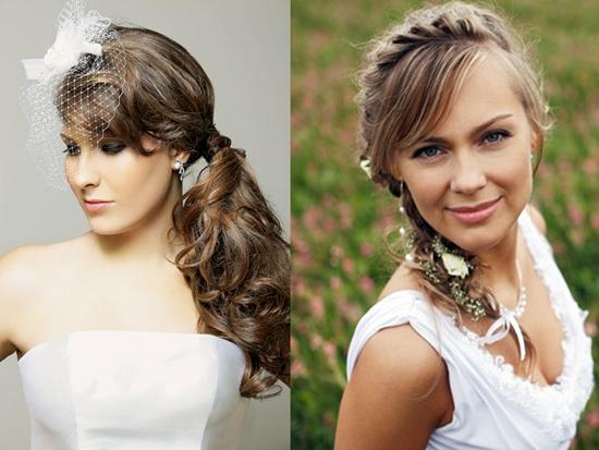 Lembre-se que seu vestido deve combinar com seu penteado (Foto: Divulgação)
