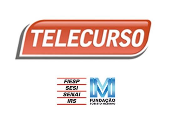 O Telecurso é uma instituição muito conhecida por quem faz o supletivo (Foto: Divulgação)