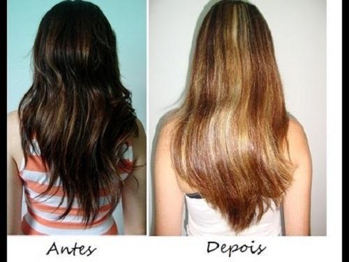 Veja como o cabelo pode crescer rápido fazendo uso desse produto (Foto: Divulgação)