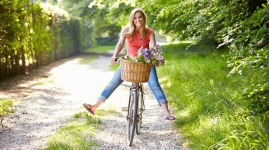 Motivos pelos quais a bicicleta faz bem para saúde - Veja os motivos pelos quais a bicicleta faz bem para saúde (Foto: Divulgação)