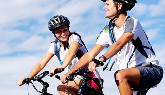 Procure pedalar mais de uma vez por semana (Foto: Divulgação)