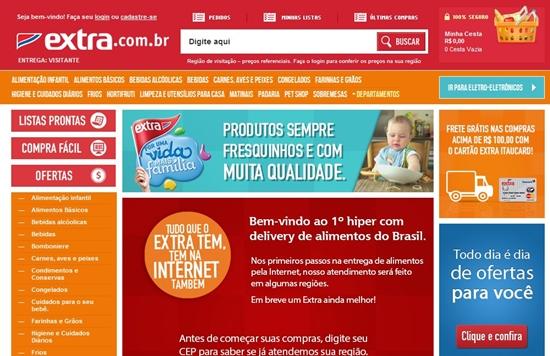 Para saber mais acesse o site do Extra (Foto: Divulgação)