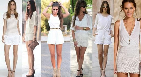 Roupas brancas para réveillon 2015 - Veja algumas dicas de roupas brancas para réveillon 2015 (Foto: Divulgação)