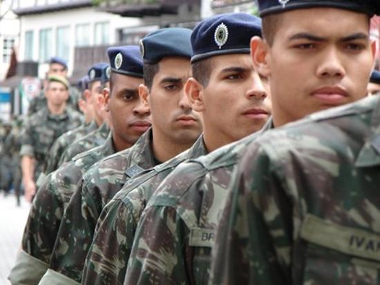 Procura a Junta do Serviço Militar mais próxima de sua casa para se alistar (Foto: Divulgação)