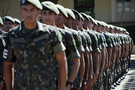 O Alistamento Militar é obrigatório (Foto: Divulgação)