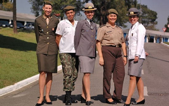 Alistamento Militar feminino 2015 - Saiba mais sobre o Alistamento Militar feminino 2015 (Foto: Divulgação)
