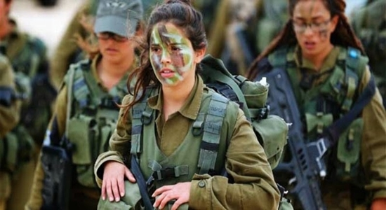 No Brasil o alistamento militar feminino não é obrigatório (Foto: Divulgação)