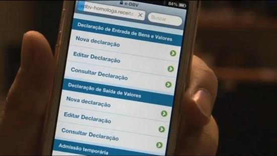 Você pode fazer a sua declaração de IR de qualquer dispositivo com internet (Foto: Divulgação)