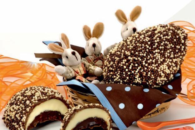 Chocolate e ovos de Páscoa (Foto: Divulgação)