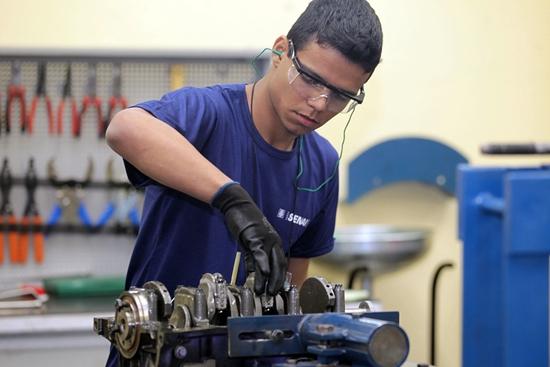 São diversos cursos oferecidos gratuitamente (Foto: Divulgação)