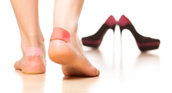 Siga todas as dicas para evitar as bolhas nos pés (Foto: Divulgação)