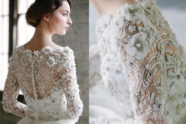 10 modelos de vestido de noivas para 2015 - 10 modelos de vestido de noivas para 2015 (Foto: Divulgação)