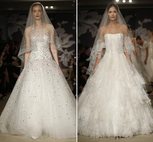 O vestido é a peça mais importante do casamento para as noivas (Foto: Divulgação)