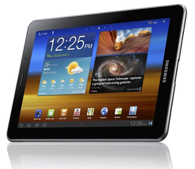 Samsung Galaxy Tab (Foto: Divulgação)