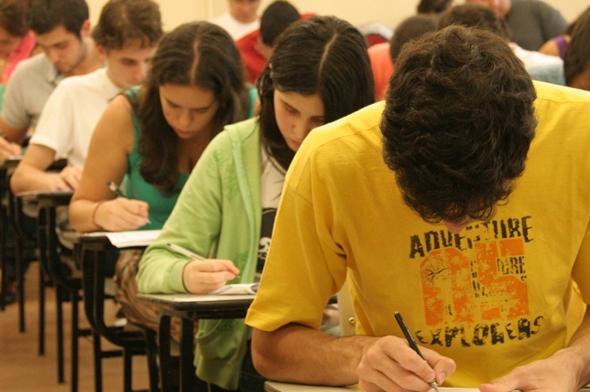 Milhões de estudantes se inscrevem para o Enem todos os anos (Foto: Divulgação)