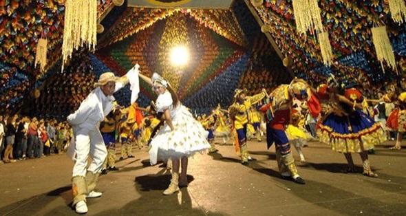 Não perca tempo e conheça uma das melhores festas juninas do Brasil (Foto: Divulgação)