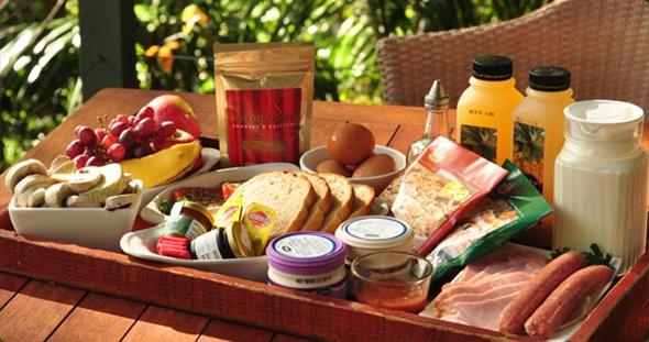 Cesta de café da manhã para presente - Cesta de café da manhã para presente (Foto: Divulgação)