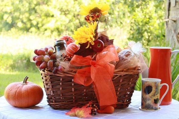 Escolha com antecedência a sua cesta de café da manhã pronta (Foto: Divulgação)