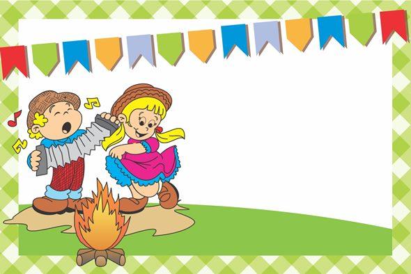 Faça você mesmo os convites para festa junina (Foto: Divulgação)