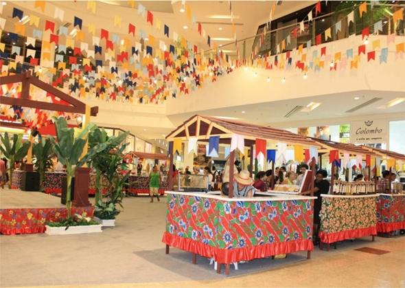Decoração de Festa Junina Infantil - Decoração de Festa Junina Infantil (Foto: Divulgação)