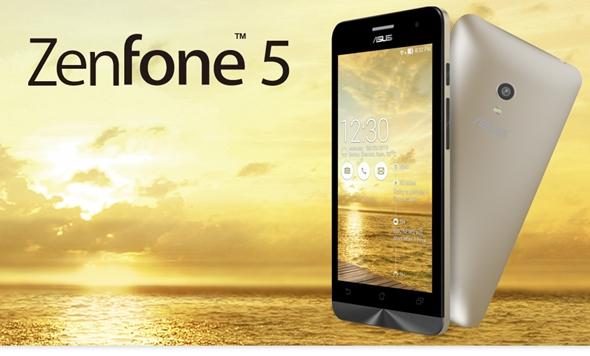 ZenFone 5 (Foto: Divulgação)