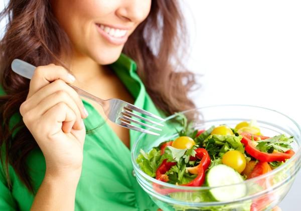 Comer adequadamente é preciso (Foto: Divulgação)
