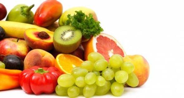 Consuma frutas e legumes (Foto: Divulgação)