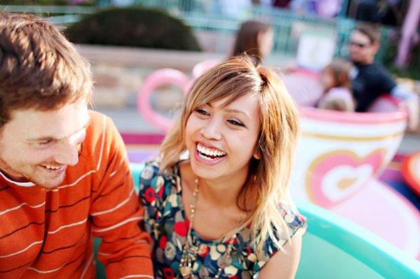 Aproveite o Dia dos Namorados para ir a um parque de diversão (Foto: Divulgação)
