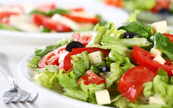 Consuma alimentos saudáveis. (Foto: Divulgação)