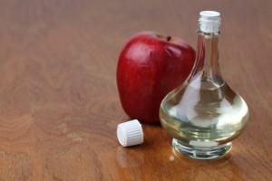 Vinagre de maçã ótimo para acabar com as caspas (foto ilustração)