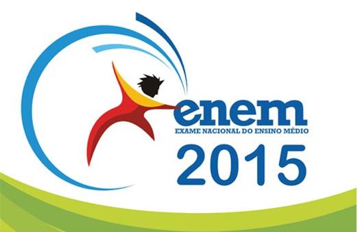 O ENEM 2015 acontece no próximo dia 24 e 25 de outubro